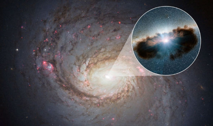 Five Supermassive Black Hole Pairs Discovered By Scientists Including One Of Indian Origin