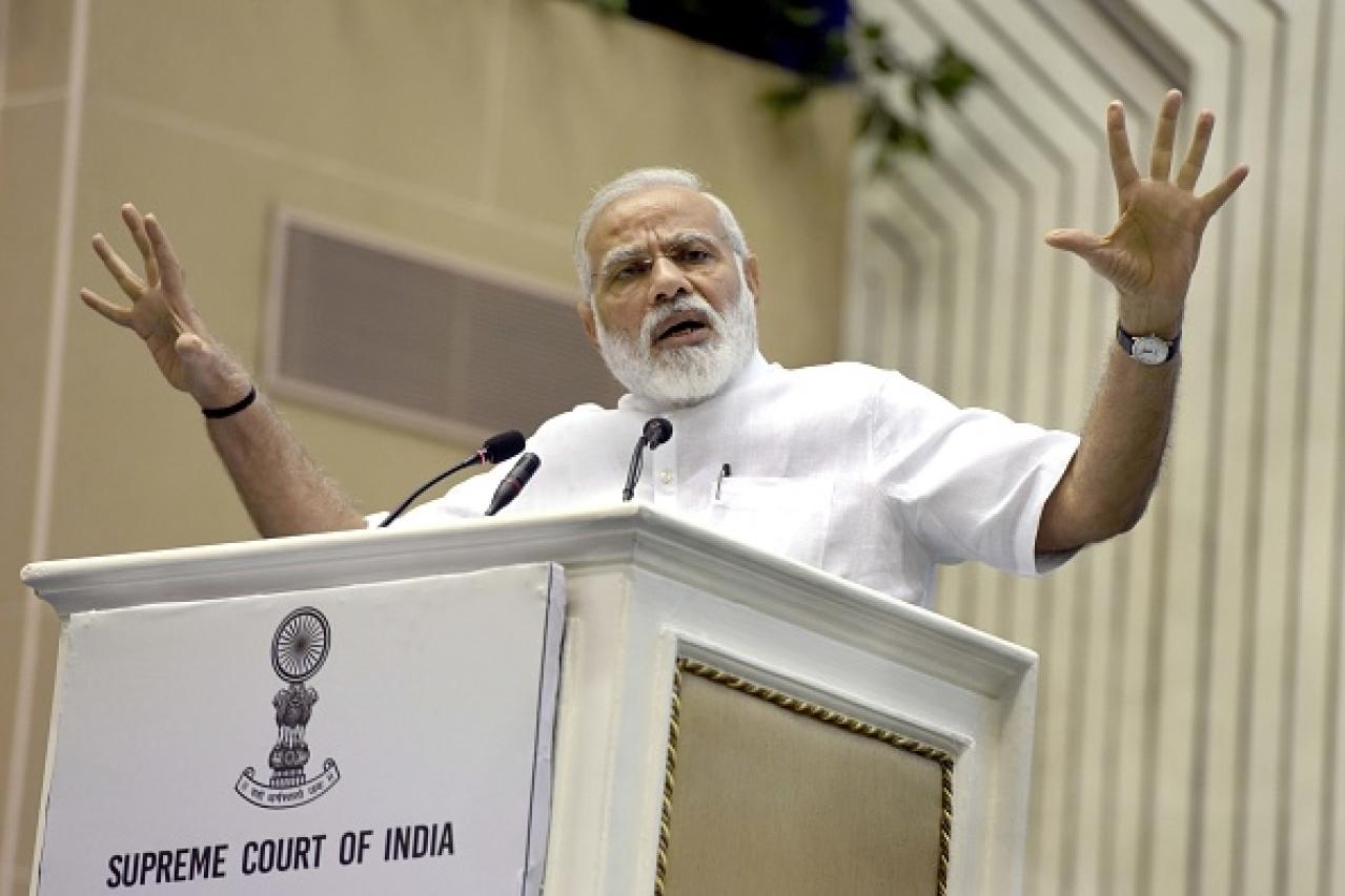 Prime Minister Narendra Modi . (GettyImages)