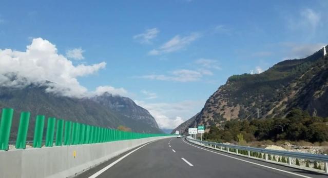 China Opens New Expressway In Tibet, Close To Arunachal Pradesh Border