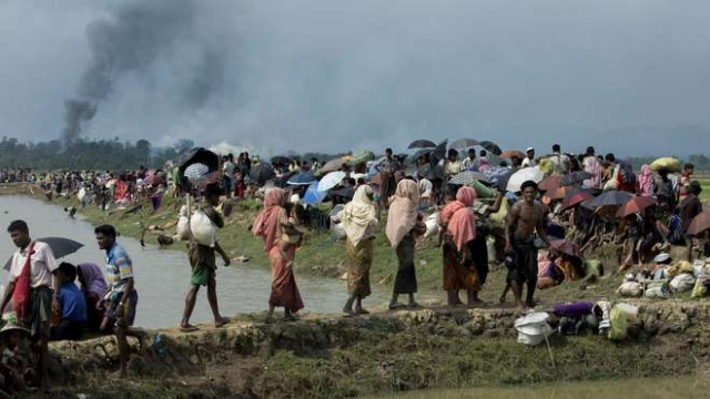 Morning Brief: The Reverse Migration Of Rohingyas; Kashmir Talks Back On Track; Wooing $100 Billion FDI In Tourism