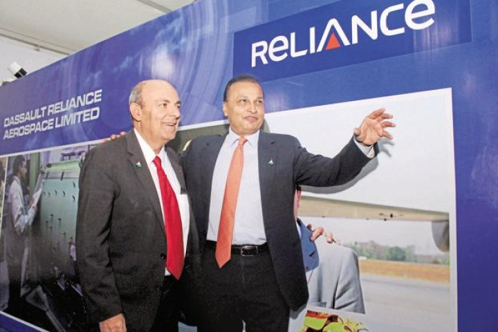 Defence Sector Gets A Boost Under Make In India With Dassault Reliance Aerospace Manufacturing Unit In Nagpur