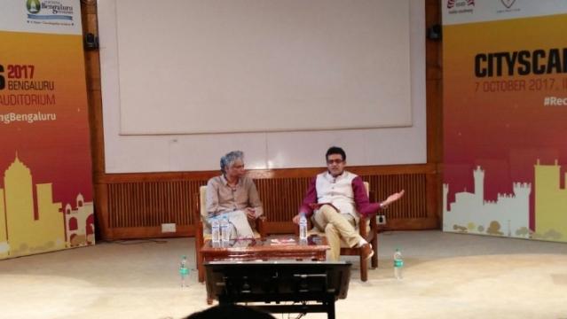 Watch: Prakash Belawadi, Vikram Sampath Talk Language And Identity Politics In Bengaluru