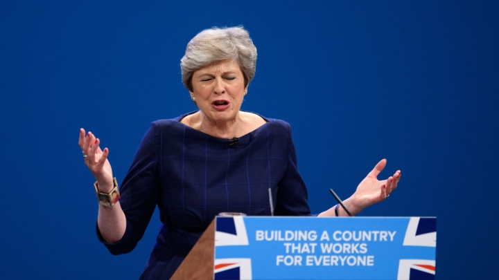 Troubled Tories Pore Over Eroding Public Support