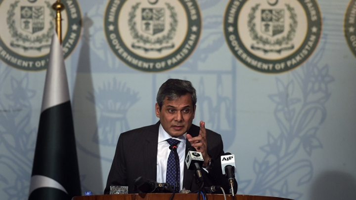 Pakistan Plays Victim, Briefs Envoys Of  P5 Countries Over 'Ceasefire Violation' By India