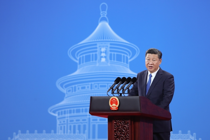Xi Jinping Revamps People's Liberation Army Ahead Of CPC Congress