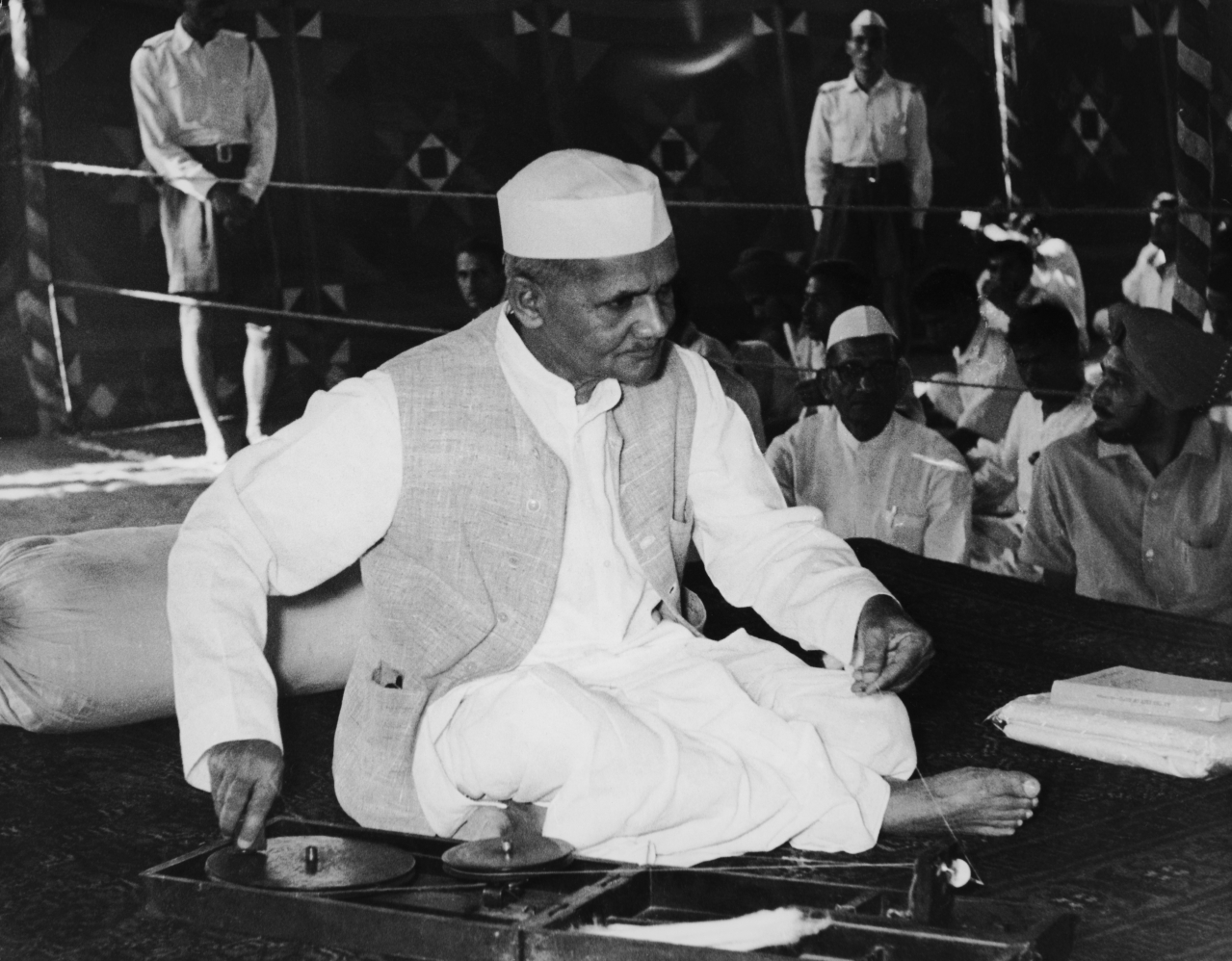 Lal Bahadur Shastri (Keystone/Hulton Archive/Getty Images)