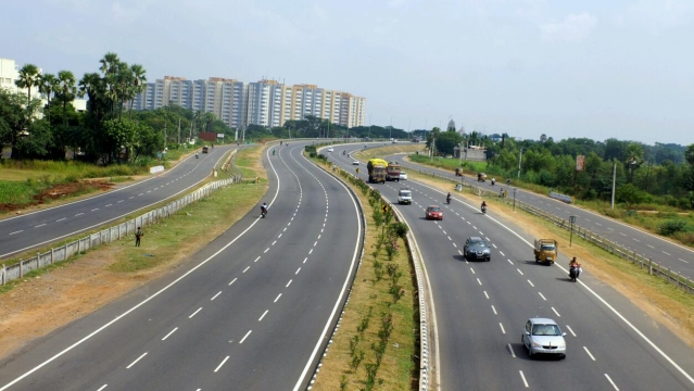Breaking Record Set In 2016, Modi Government Increased Pace Of Highway Building By 23 Per Cent This Year