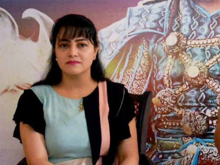 "Hide-And-Seek No More As Haryana Police Arrests ""Papa's Pari"" Honeypreet Insaan"
