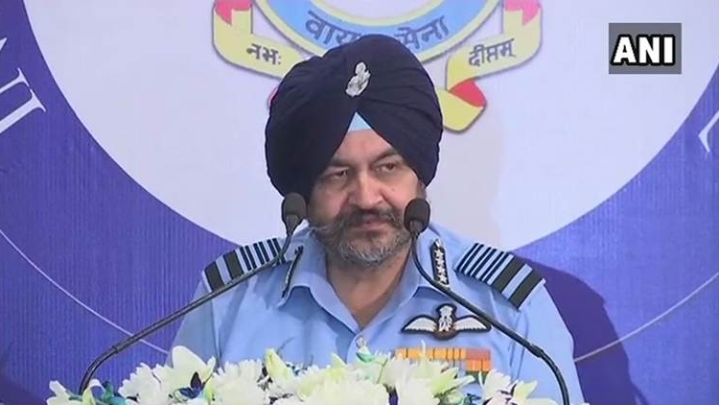 IAF To Have 42 Fighter Squadrons By 2032; Plan B In Place For Two-Front War: Air Force Chief