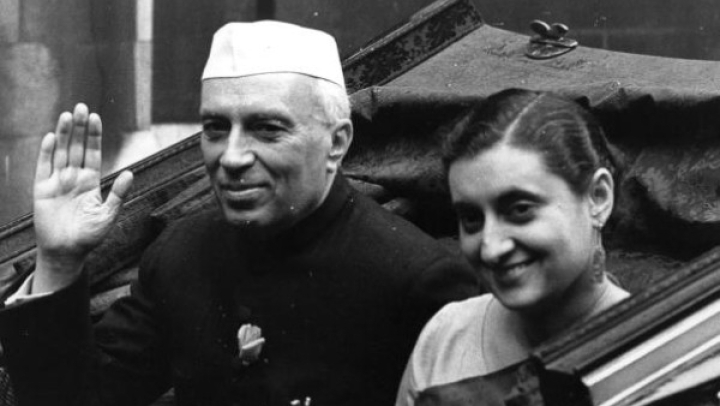 When It Became Clear That Indira Gandhi Would Become Congress President