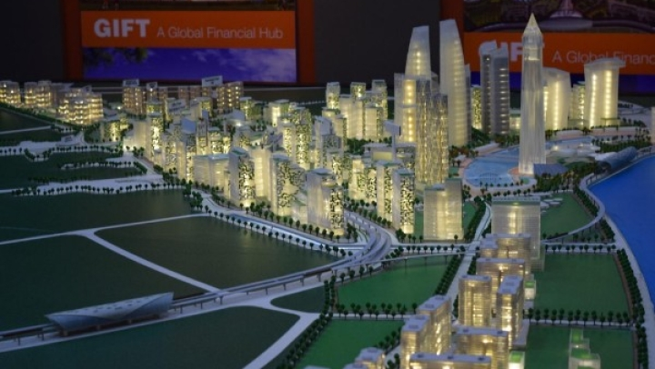 "GIFT City: A Model For Future Smart Cities, Or Just A ""Disneyland""?"