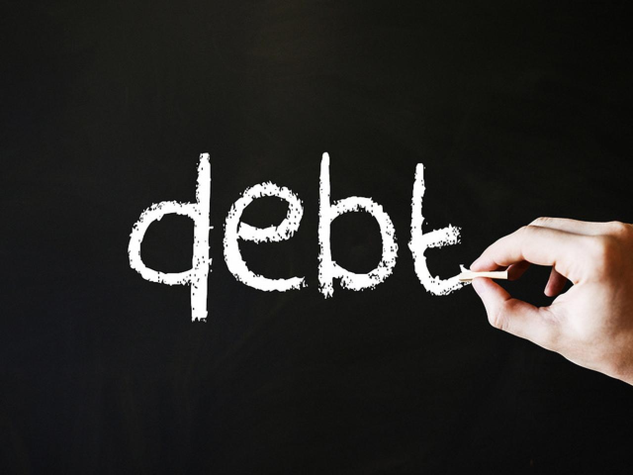 Debt (Images Money/Flickr.com)