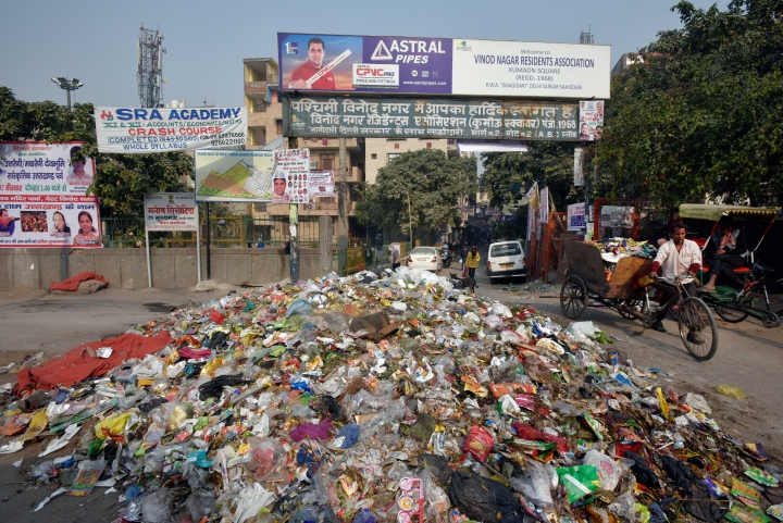 Delhi HC Raps Civic Bodies, Says They've Failed To Keep The Capital Clean