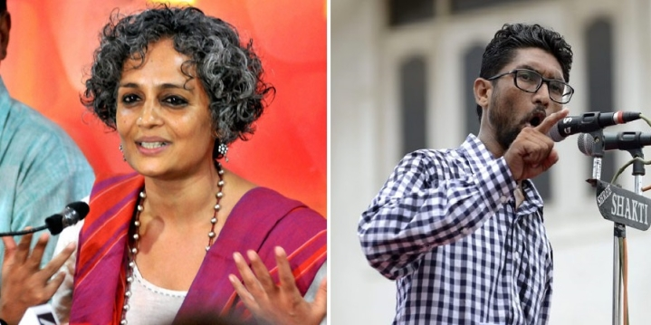 After Congress And AAP, Arundhati Roy Extends Support To Jignesh Mevani, Contributes Rs 3 Lakh For Campaign: Report