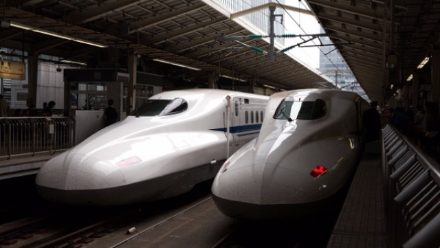 Video: How The Bullet Train Was Redesigned With A Little Help From Nature