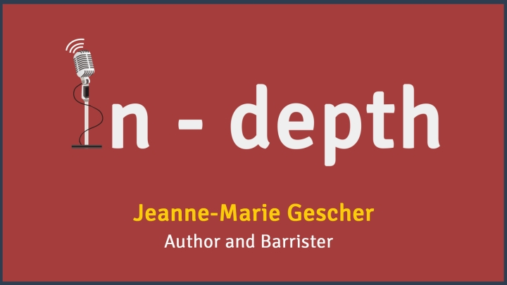 Listen To Jeanne-Marie Gescher Talk About The Chinese Idea Of The Individual