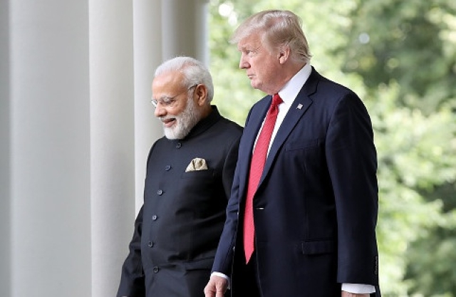 Trump May 'Clarify' Why The US Is Using The Term Indo-Pacific Instead Of Asia-Pacific
