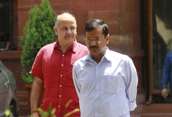 Delhi High Court Slams Arvind   Kejriwal, Asks Who Authorised His Dharna At  LG's Office
