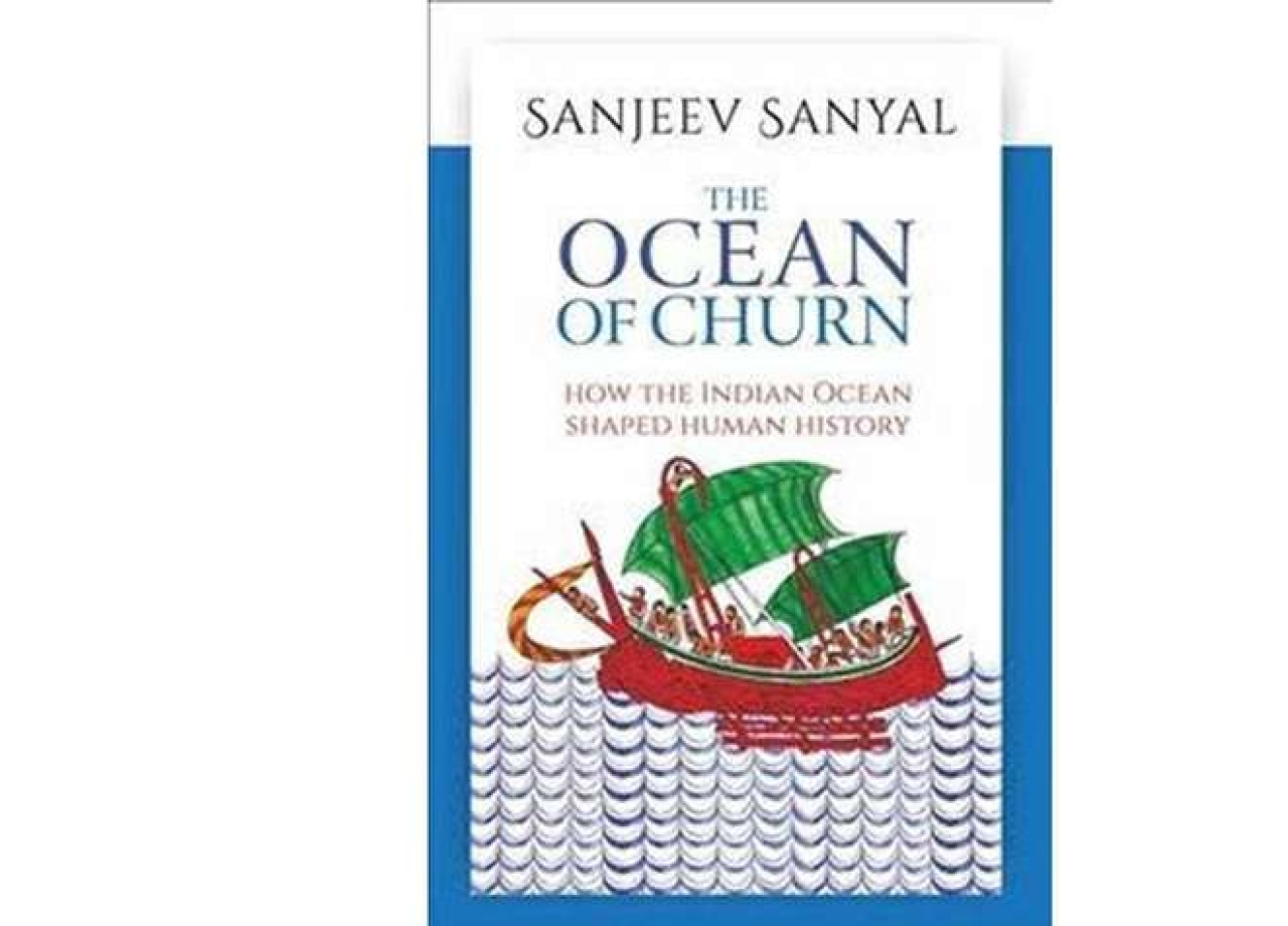 The Ocean of Churn by Sanjeev Sanyal (Penguin Books India)