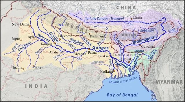 Despite Beijing's Denials, Proof Emerges Of China Planning Diversion Of Brahmaputra Waters