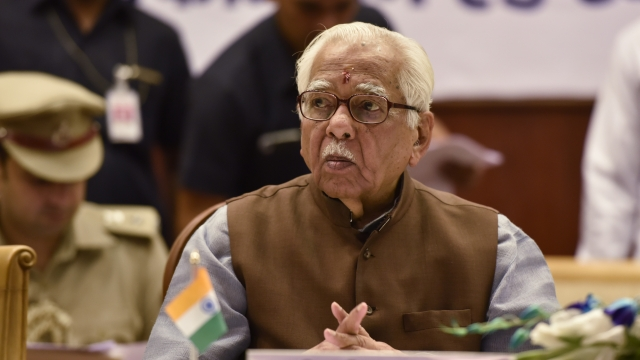 Supreme Court's Decision On Ayodhya To Be Binding: UP Governor Ram Naik