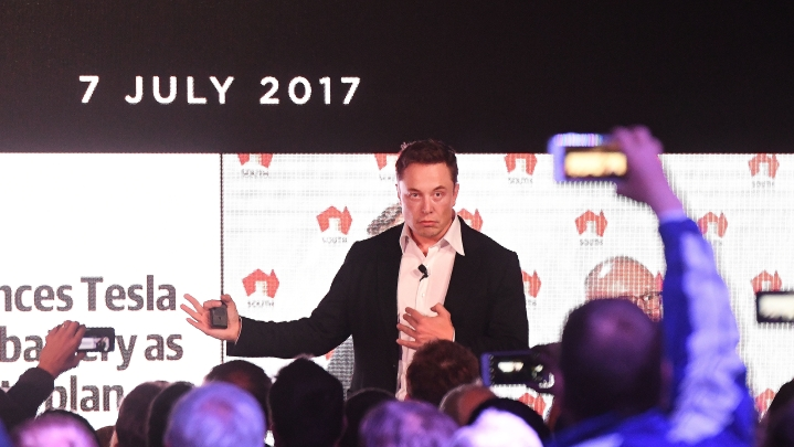 Tesla's 100 Megawatt Lithium Ion Battery – The World's Largest – Will Soon Be Operational In South Australia