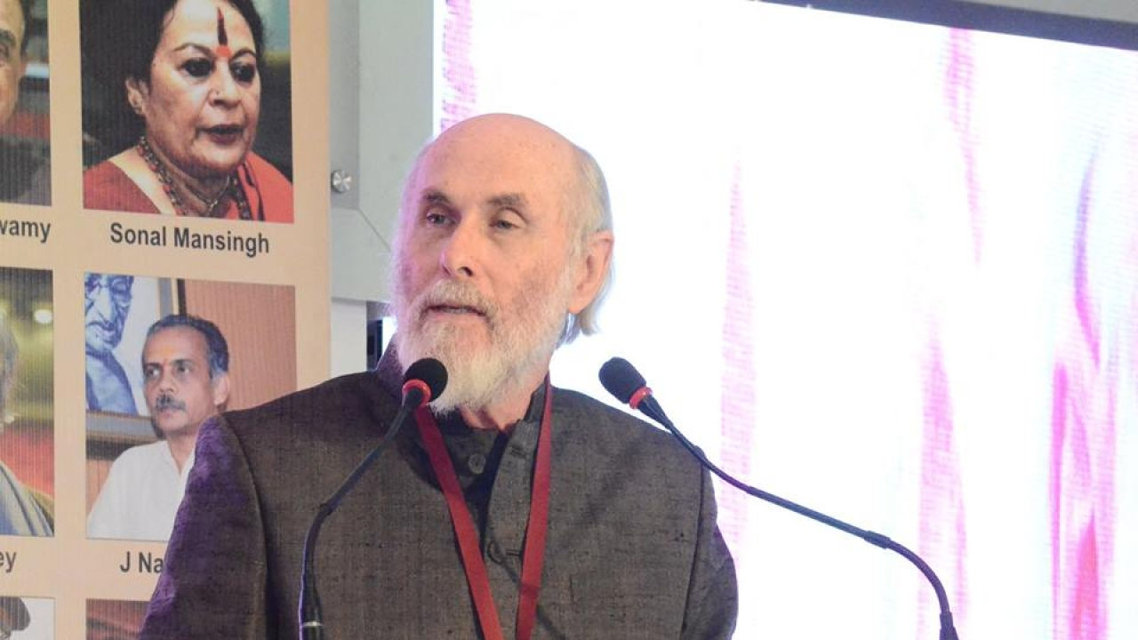 David Frawley (AU Jaipur Dialogues/Facebook)
