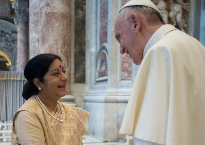 It Looks Like Modi Government Wasn't Keen On Inviting The Pope To Visit India