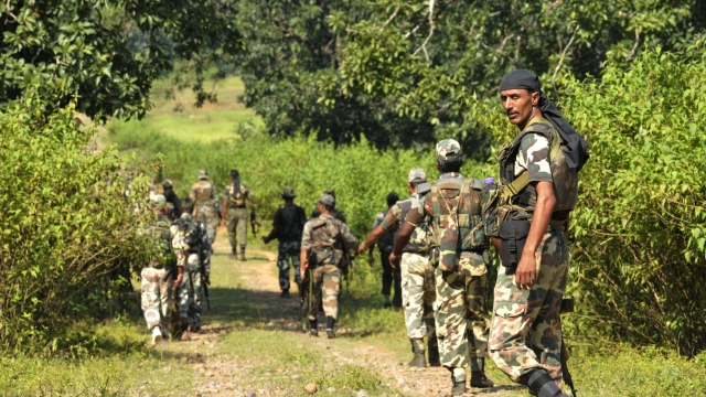 Going For The Kill! Security Forces Gun Down 63 Maoist Commanders This Year, And Counting