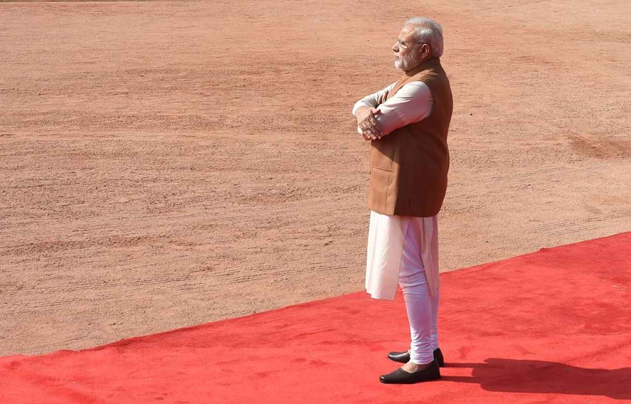 Prime Minister Narendra Modi. (GettyImages)