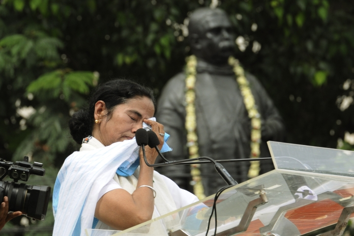 Mamata Banerjee's 'Enemy' Is Now CBI, Not CPI