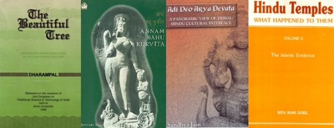 <p>At the foundation of Hindutva is not the fantasy world of Oak but some seminal path-breaking works of scholars like Goel, Dharampal, Sandhya Jain, Jitendra Bajaj. And the list is growing.</p>