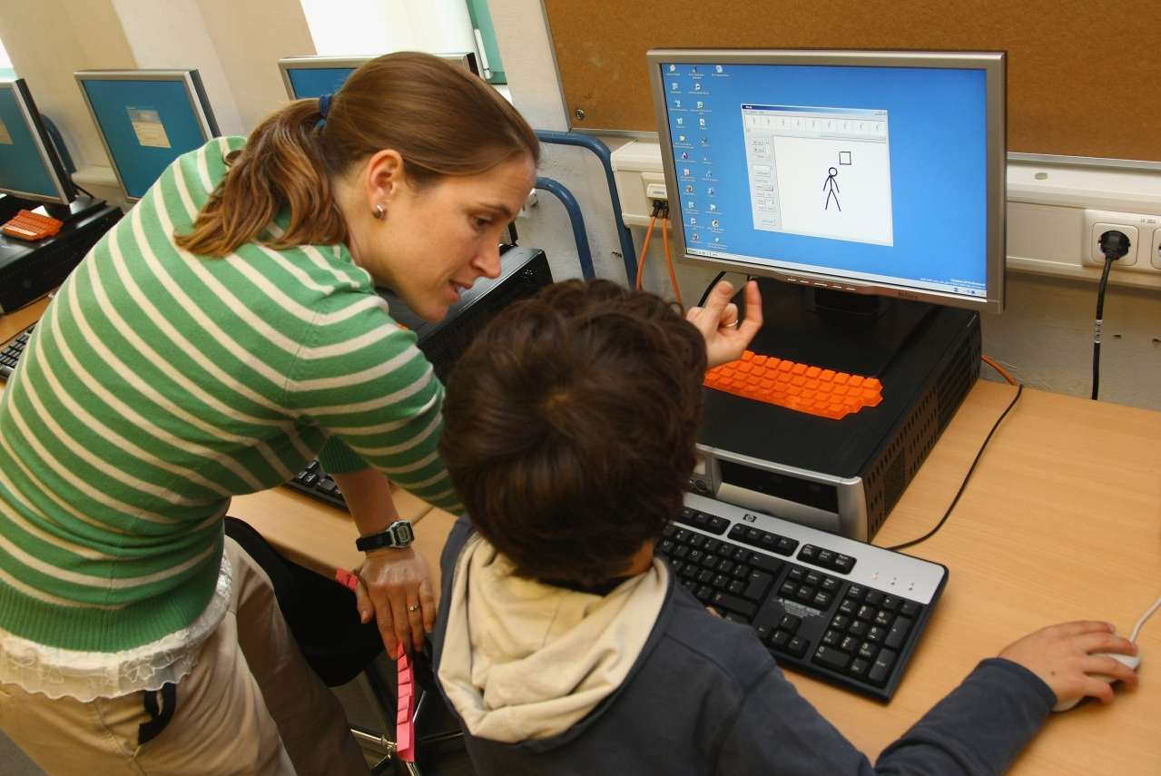 Teaching programming is perhaps the best or easiest way to nurture creativity in students (Sean Gallup/Getty Images)