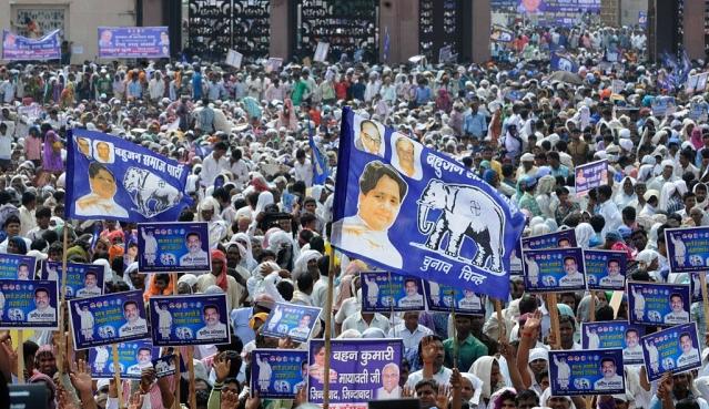 Uttar Pradesh Local Body Elections: The Talk Of BSP Resurgence Nothing But Hot Air