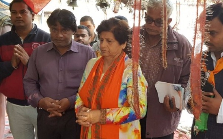 Lucknow Gets Its First Woman Mayor After 100 Years, BJP Gets 14 Out Of 16 Mayors