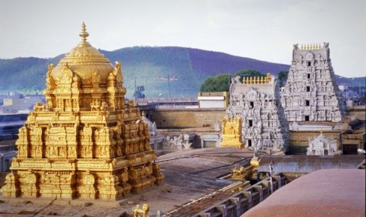 Chandrababu Naidu Alleges Conspiracy By Centre To Take Over Tirupati; Invokes Lord Balaji To Target BJP