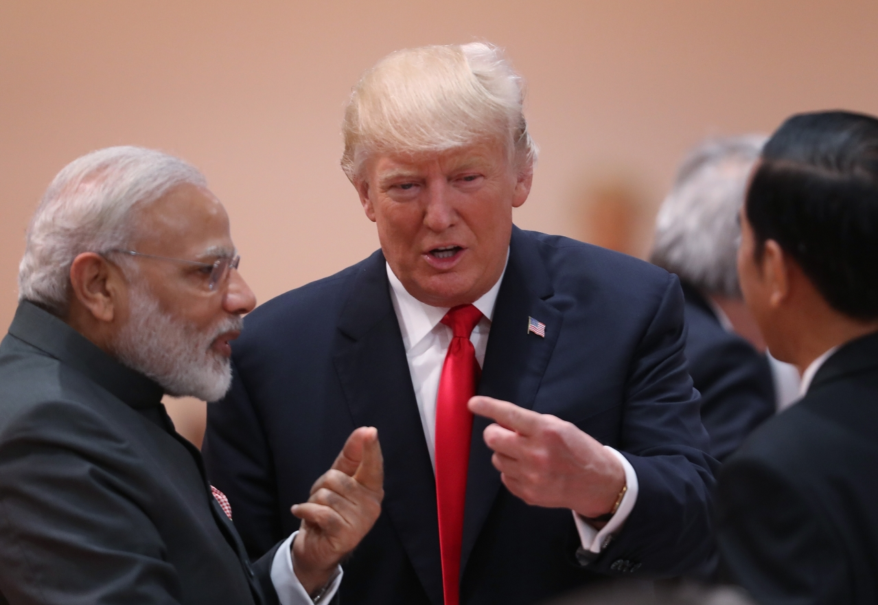 US President Donald Trump May Attend 2019 Republic Day Parade As Chief Guest, Invitation Sent In April