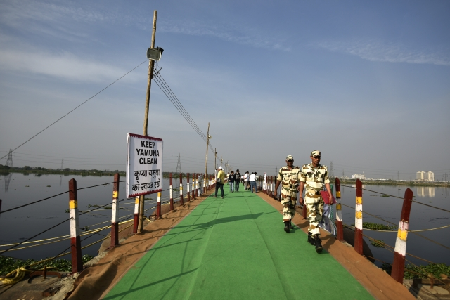 NGT Holds Art Of Living Responsible For Yamuna Flood Plain Damage, But Refuses To Impose Further Fines