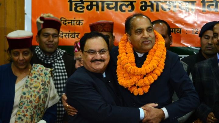 Five-Time MLA Jairam Thakur Sworn-In As Himachal Pradesh Chief Minister