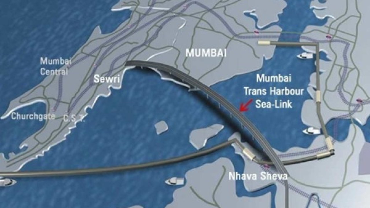 Mumbai Trans Harbour Link To Be Ready By 2022