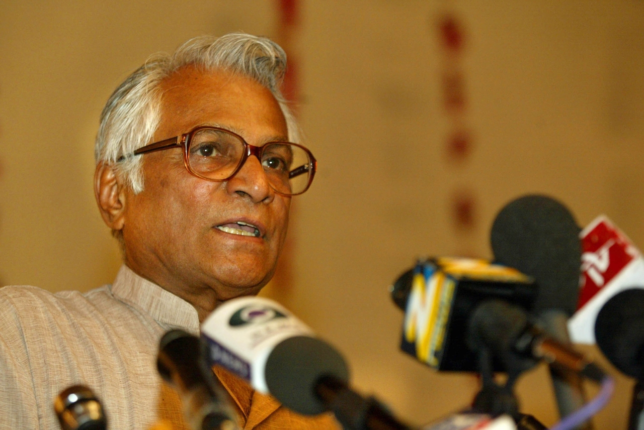 George Fernandes (Paula Bronstein/Getty Images)