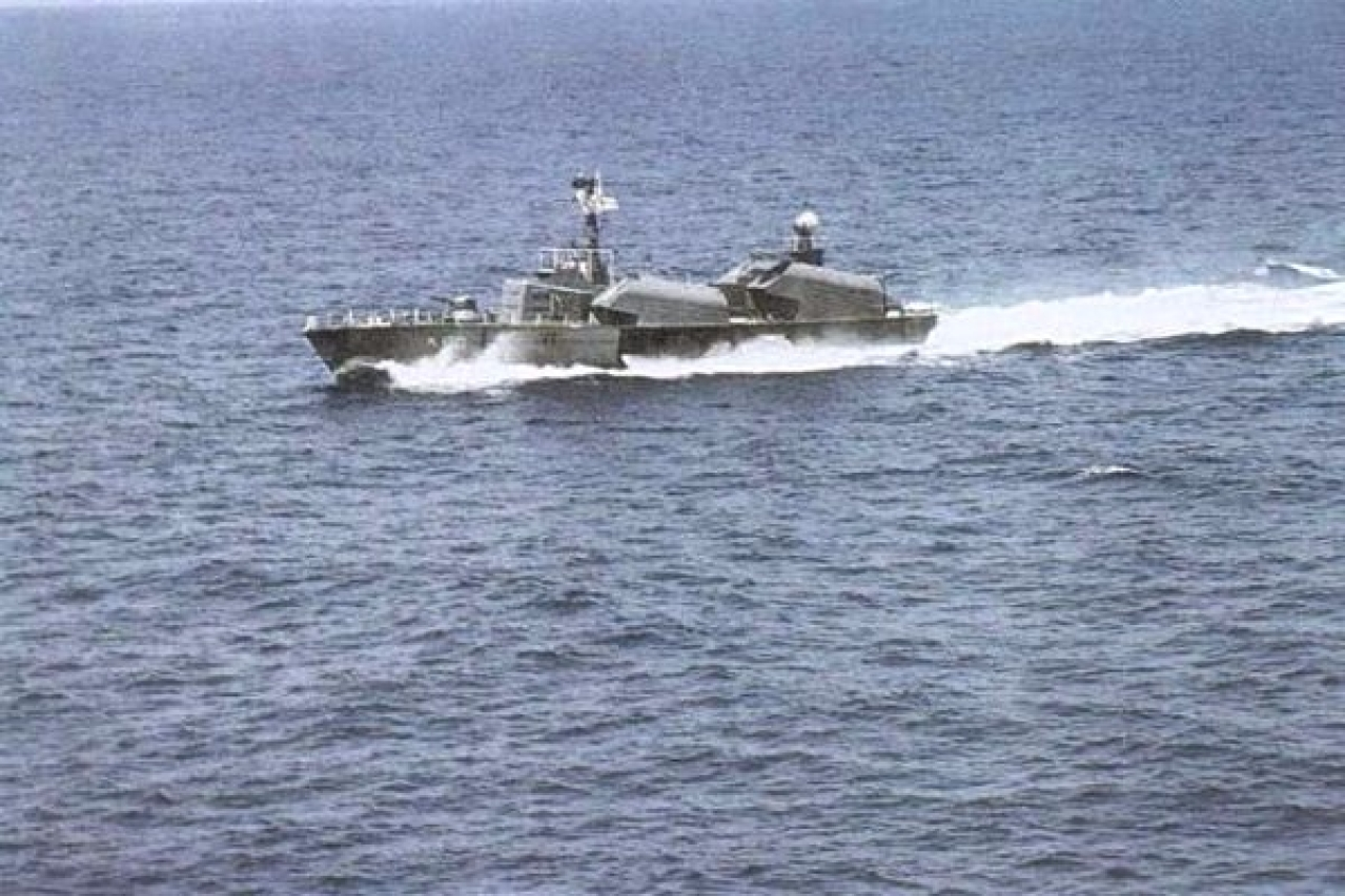 Operation Trident – An Indian Navy vessel that participated in the attack