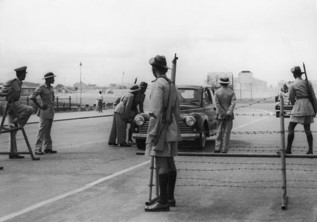 """Rajaji On The """"Stateless Ceylonese"""""""