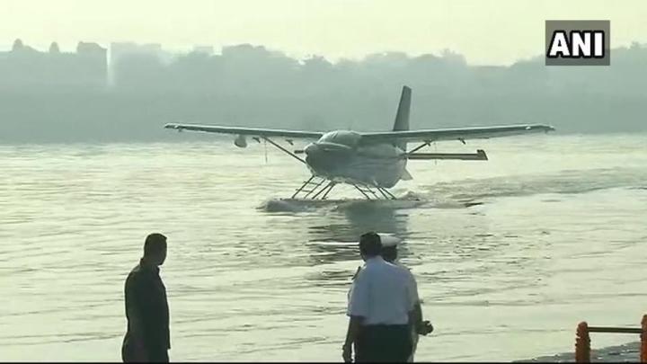Gujarat Election: Prime Minister Narendra Modi To Fly On Seaplane, Offer Prayers At Ambaji Temple