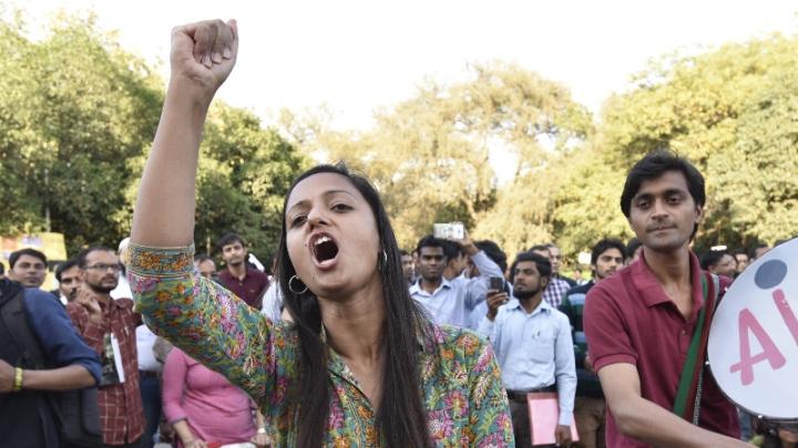 JNU: Inquiry Ordered Against Shehla Rashid Over 'Misleading' Tweet On 'Internet Censorship' On Campus