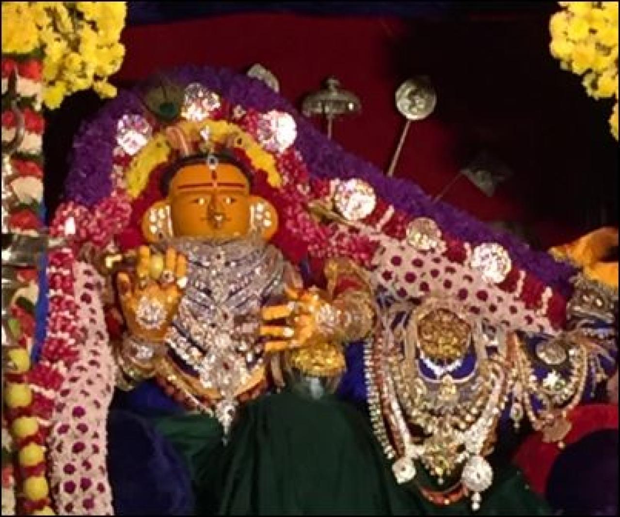 Vasavi Kanikka Parameswari ... patronised by jewellers