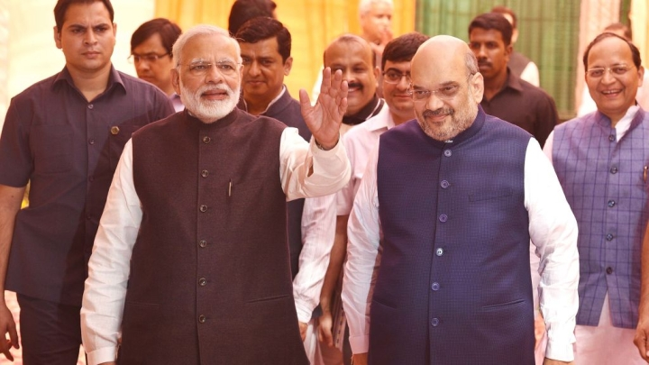Morning Brief: Exit Polls Predict Easy Wins For BJP; Defence Ministry Overhaul; US 'Net Neutrality' Rules Rolled Back