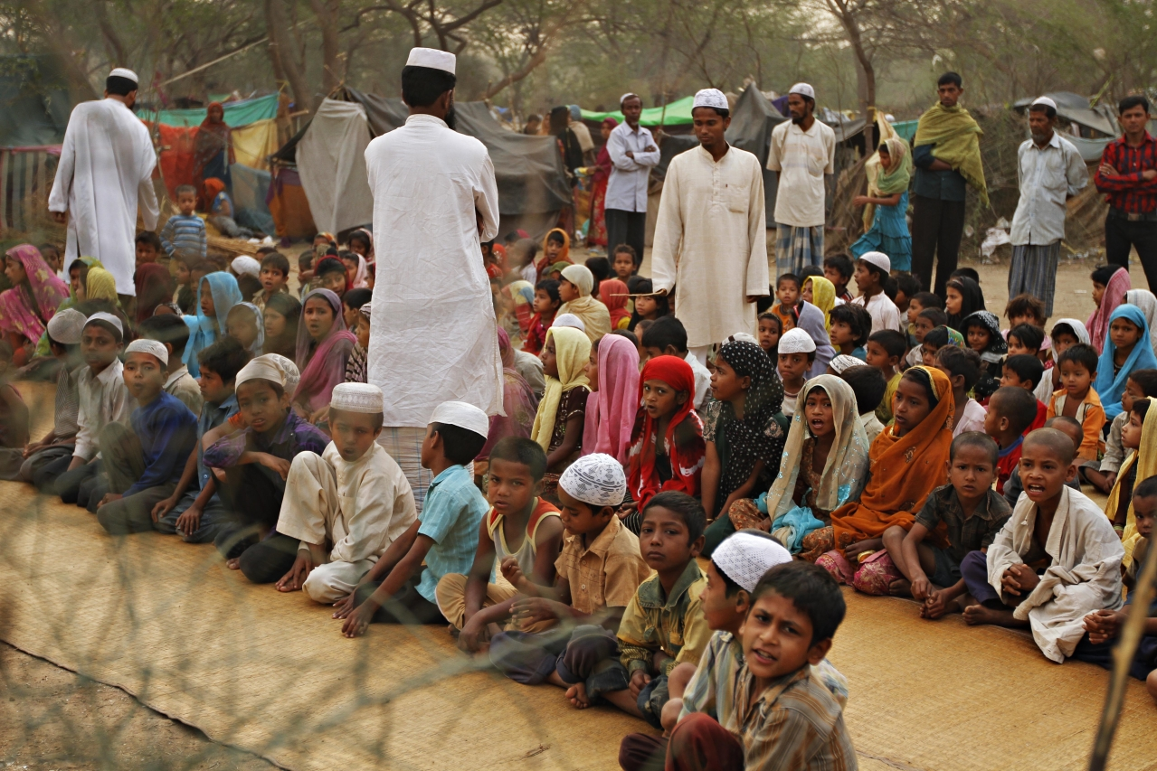How The Extensive 'Immigration' Network Turns The Rohingya Into 'Indians'