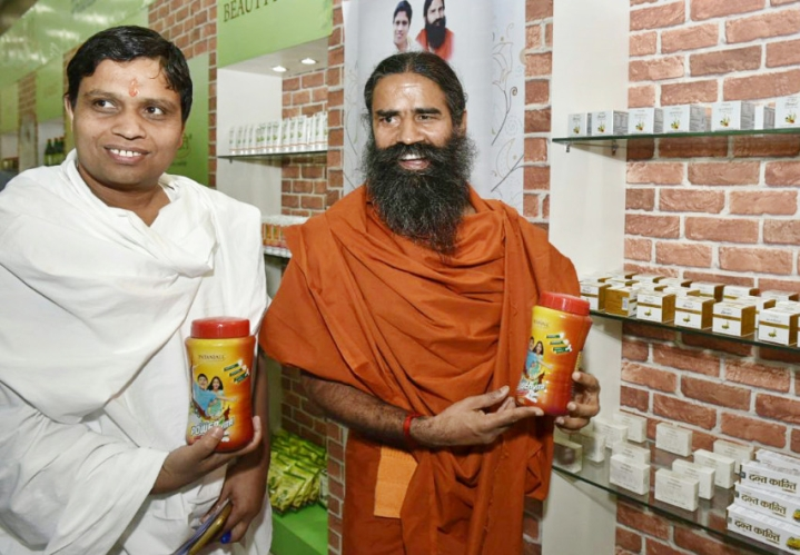 Baba Online: Patanjali Ties Up With E-Commerce Platforms To Deliver Products Across The Country