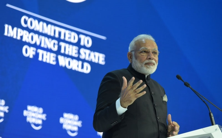 Morning Brief: Modi Builds A Case Against Protectionism; Fuel Prices At Three-Year High; UN Chief Rules Out Mediation On Kashmir